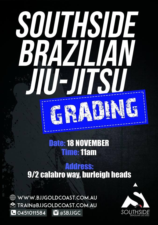 Southside BJJ Adult Grading