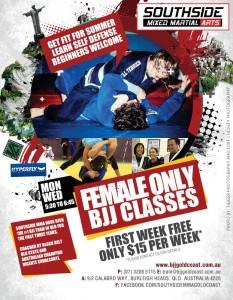 Southside MMA - Femal BJJ Classes