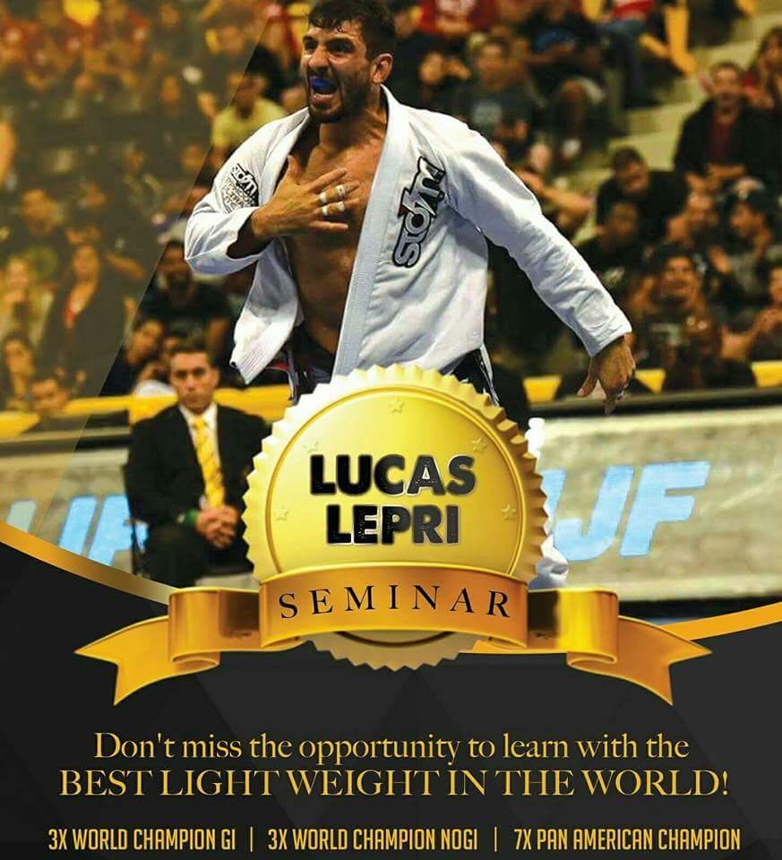 Lucas Lepri BJJ