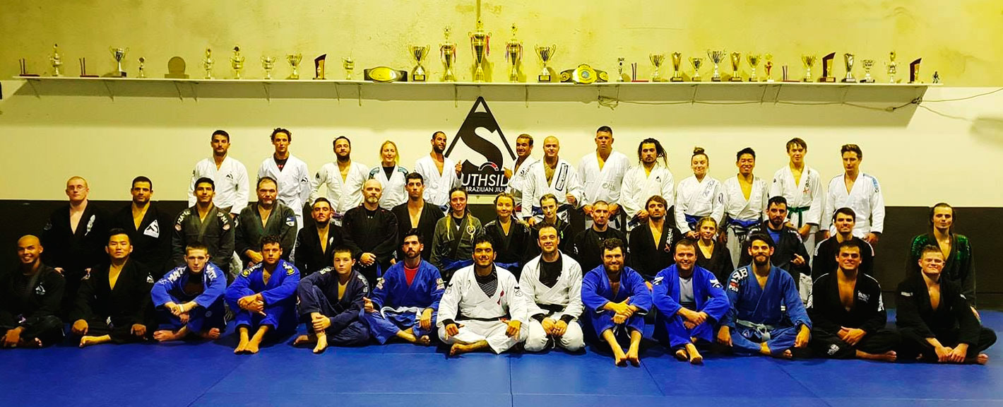 Adult BJJ Classes Gold Coast