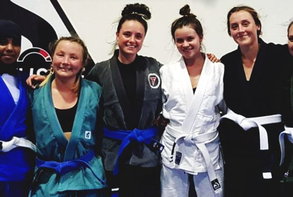 Female Only BJJ Classes