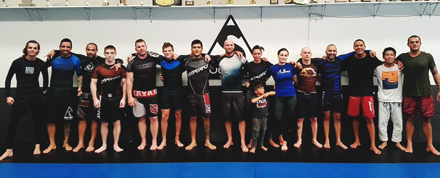 No Gi Grappling Classes Gold Coast