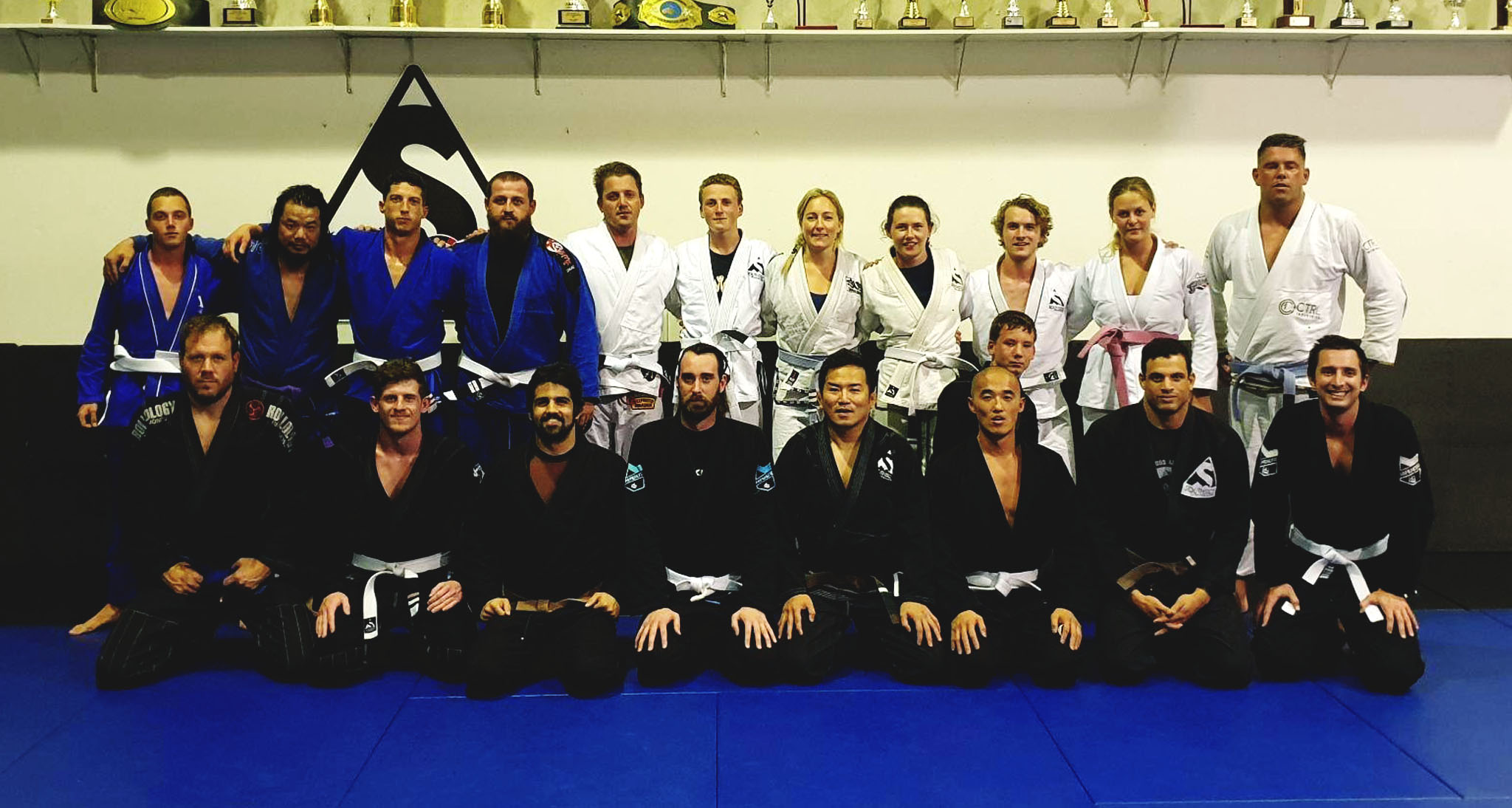beginners bjj classes gold coast