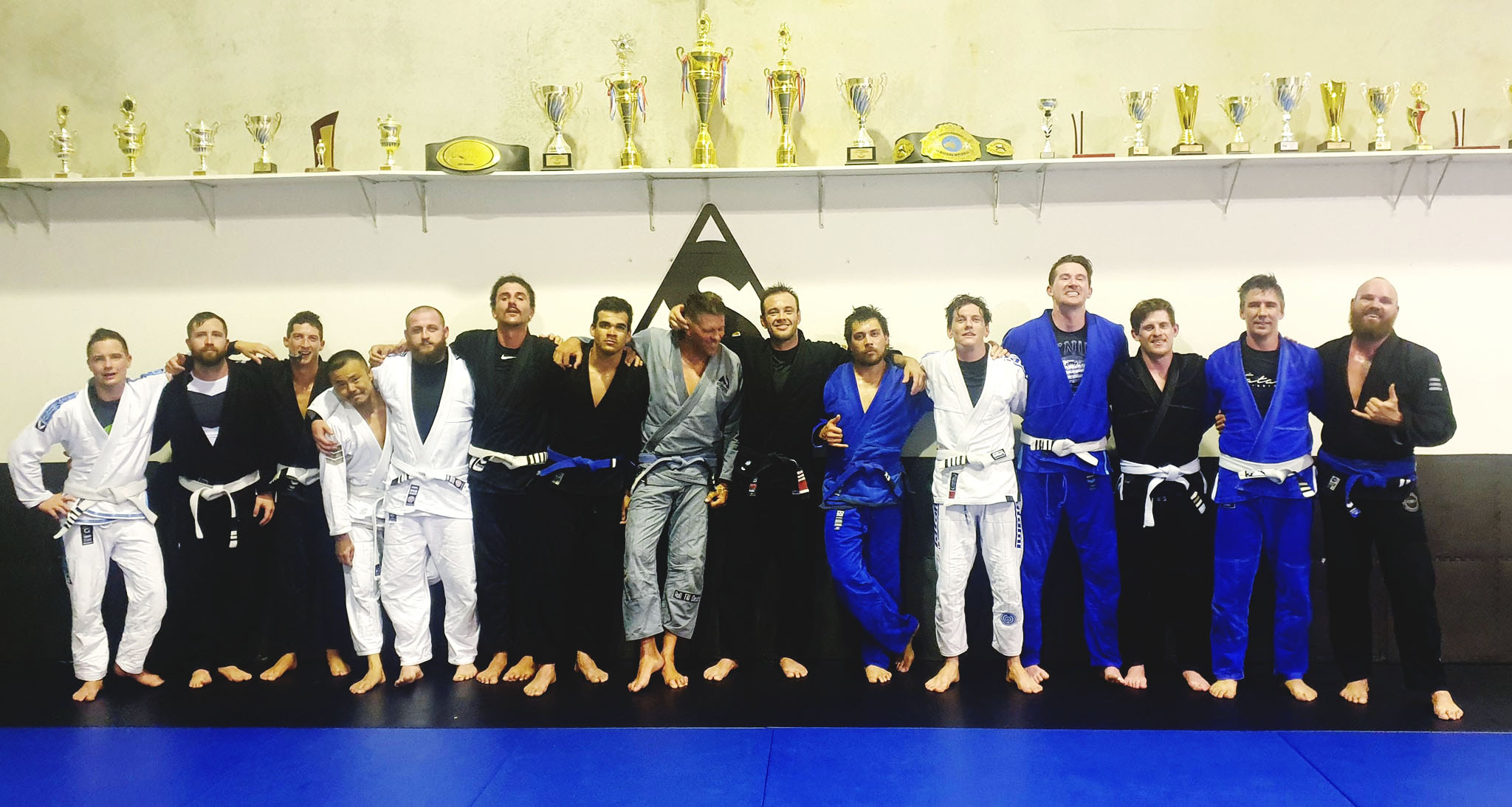 intermediate bjj classes gold coast