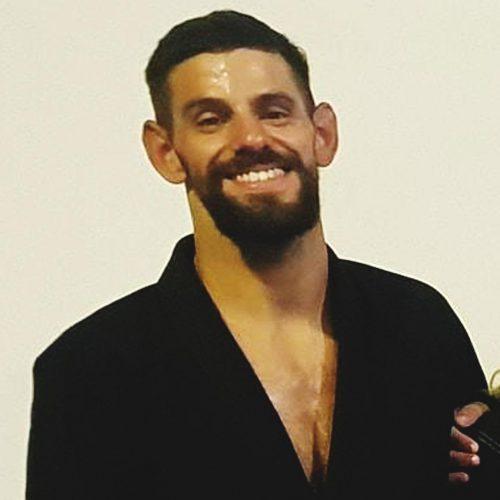 Coach Leandro Falero
